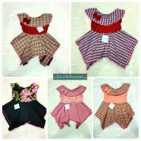 Baju anak Uk 1-2 tahun baju dress anak perempuan baju bayi baju baby