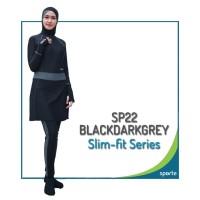 Baju Renang Muslimah Slimfit Sporte SP-22