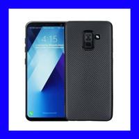 Samsung Galaxy J2 Core Carbon Slim Silicone Softcase - Hitam