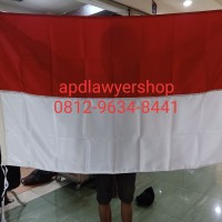 Bendera Indonesia Bendera Merah Putih 60cm x 90cm Bahan Sateen