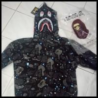 Spesial Edition Hoodie Bape Shark Space Galaxi Kw Bukan Kaleng Limited