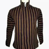 sorjan lurik dewasa | baju adat jawa | baju jawa