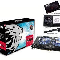His VGA Radeon RX 580 8 GB DDR5 256 bit