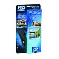 HD Clear Vision Digital Antena TV nonton TV layar