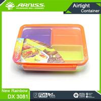 ARNISS Airtight Container PRANZO NEW RAINBOW DX - 3081
