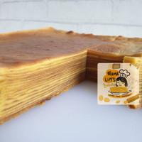 Kue Lapis Legit / Layer Cake Wisman SETENGAH LOYANG Mama Lim Bakery