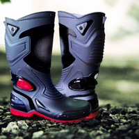 Sepatu Boot Bot Anti Air Hujan AP MOTO 3 BOOTS Safety Shoes Grosir