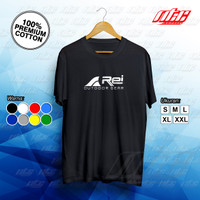 Kaos / T-shirt / Baju Logo Rei Outdoor Gear Original Diskon Murah