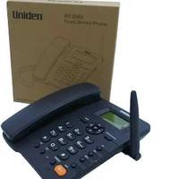 Telpon Rumah Gsm Uniden Pesawat Telepon Kabel Fixed Wired Phone