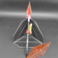 spear + beam shield rg astray amatsu mina bandai
