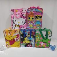 goodie bag / tas souvenir/ tas ulang tahun bahan mika