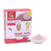 Tepung Gasol Beras Merah / Bubur Bayi / MPASI