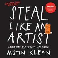 (Ready Stock) Steal Like An Artist Austin Kleon