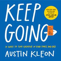 (Ready Stock) Keep Going Austin Kleon