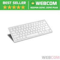 Apple Bluetooth Wireless Keyboard (OEM) for PC Laptop iMac & Tablet