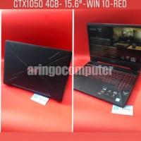 Asus FX505GD i7 8750H -8GB-1TB-VGA GTX1050 4GB-15.6in-win 10- red