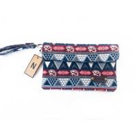 Handmade Egyptian Tribal Tenun Clutch Dompet Wanita Wrislet Tas Tangan