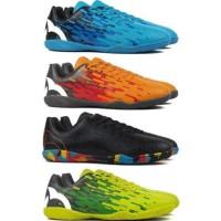 New Sepatu Futsal Ortuseight Blizzard In - Pale Cyan Tangerine Black