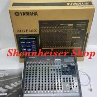 Mixer YAMAHA MGP 16 X Atau MGP16X