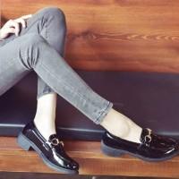Termurah Sepatu Flat Shoes Wanita Docmart Sany