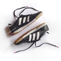 sepatu futsal klassik 100% kulit asli adidas beckenbauer murah