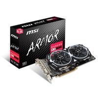MSI Radeon RX 580 8GB DDR5 - Armor 8G OC