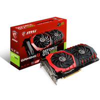 MSI GeForce GTX 1060 6GB DDR5 - Gaming X