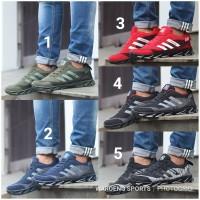 Sepatu Adidas AX2 Springblade Men Cowok Pria Black Red Green Navy Grey