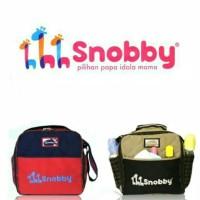 TPT 2701 tas bayi kecil saku bordir snobby