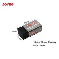 Penghapus Eraser Joyko Hitam Kecil 526 B40BL
