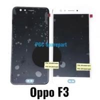 Original OEM LCD Touchscreen Fullset Oppo F3 - CPH1609