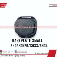 Baseplate tatakan box motor base plate pangkon box shad SH 26 29 33 34