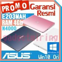 ASUS E203MAH FD411T FD412T 4Gb RAM Windows 10 Intel N4000/500GB/4GB