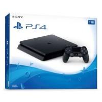 PS4 SLIM SONY HDD 1TB + GAMES GOD OF WAR + DETROIT + THE LAST