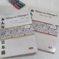 [SET] Minna No Nihongo Shokyu 1 (Edisi 2) Teksbook + CD & Terjemahan