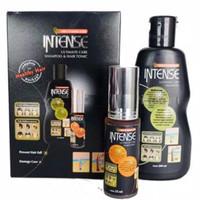 INTENSE Shampoo + Hair Tonic Paket Anti Rambut Rontok DHT