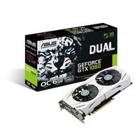 Asus GeForce GTX 1060 6GB DDR5 Dual - OC Version