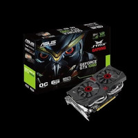 Asus GeForce GTX 1060 6GB DDR5 - Strix DCII OC