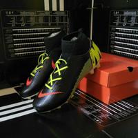 Sepatu Bola Nike Mercurial Superfly boot Hitam Murah
