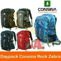 Daypack Tas Ransel Consina Rock Zebra 30-35 L