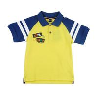 KIDS ICON - Baju Anak Laki-laki DYL Raglan Polo Shirt - DY2K0300190