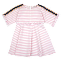 KIDS ICON - Baju Dress Anak Perempuan Curly Twill Tape - LYD00300190