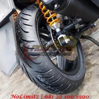 Ban Battlax Radial SC2 Rain 120/70 - 15 & 160/60 - 14 XMAX Forza