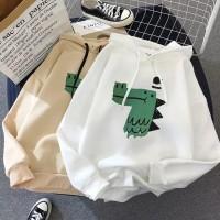 Dinosaurus Sweater Hoodie Baju hangan