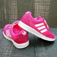 Adidas ALTARUN Fanta Pink White Shoes For Kids/Sepatu Olahraga Anak