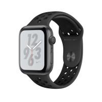 Apple Watch Series 4 GPS Nike + 44mm Grey Black Sport Band