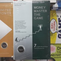 Buku Money Master The Game - Anthony Robbins
