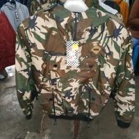 VANS jacket Army Untuk anak anak