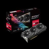 Asus Radeon RX 580 8GB DDR5 - ROG Strix OC