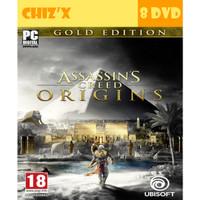 DVD Assassins Creed Origins PC UNORIGINAL